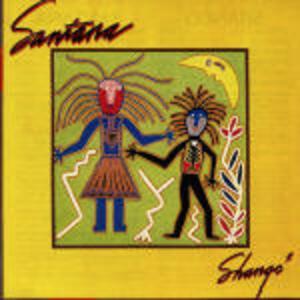 Shango - CD Audio di Santana