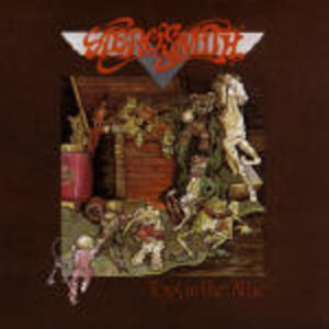 Toys in the Attic - CD Audio di Aerosmith