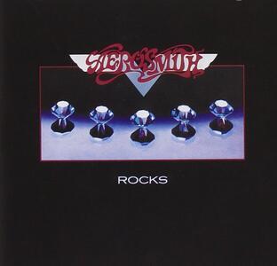 Rocks - CD Audio di Aerosmith