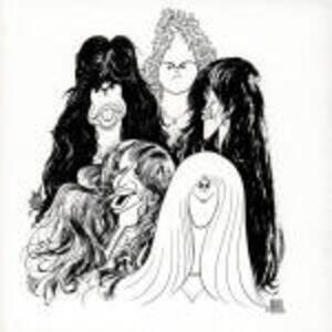 Draw the Line - CD Audio di Aerosmith
