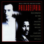 Cover CD Colonna sonora Philadelphia