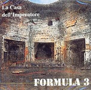 La casa dell'imperatore - CD Audio di Formula 3