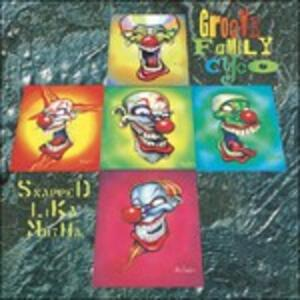 Groove Family Cyco - CD Audio di Infectious Grooves