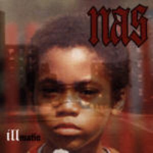 Illmatic - CD Audio di Nas