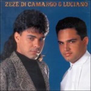 Zezé Di Camargo & Luciano 1992 - CD Audio di Luciano,Zezé Di Camargo