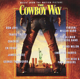 Cowboy Way - CD Audio