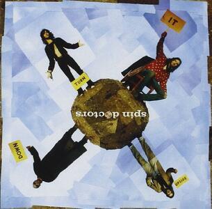 Turn it Upside Down - CD Audio di Spin Doctors