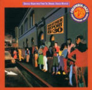 8:30 - CD Audio di Weather Report