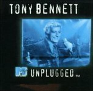 Unplugged - CD Audio di Tony Bennett