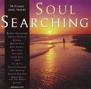 Soul Searching - CD Audio