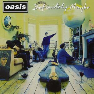 Definitely Maybe - CD Audio di Oasis