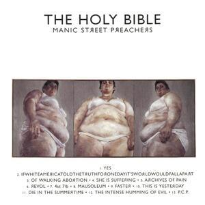 Holy Bible - CD Audio di Manic Street Preachers