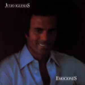 Emociones - CD Audio di Julio Iglesias
