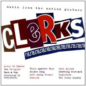 Clerks (Colonna Sonora) - CD Audio