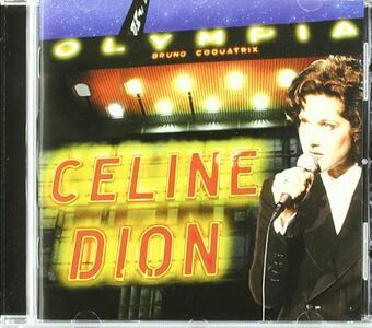Céline Dion à l'Olympia - CD Audio di Céline Dion