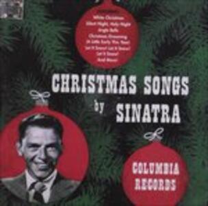 Christmas Songs by Sinatra - CD Audio di Frank Sinatra