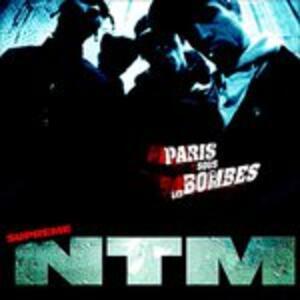 Paris Sous Les Bombes - Vinile LP di Suprême NTM
