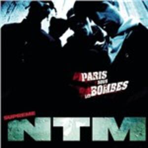 Paris sous les bombes - CD Audio di Suprême NTM