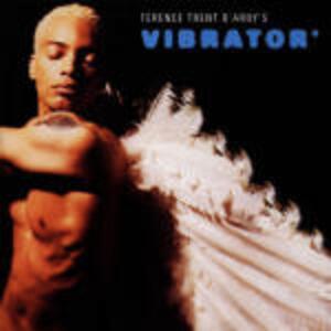 Vibrator - CD Audio di Terence Trent D'Arby