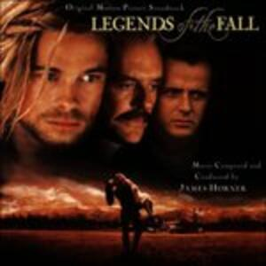 Legends of the Fall (Colonna Sonora) - CD Audio