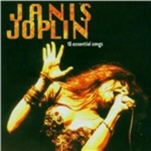 18 Essential Songs - CD Audio di Janis Joplin