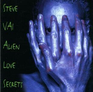 Alien Love Secrets - CD Audio di Steve Vai