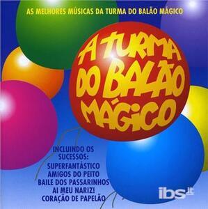 A Turma Do Balao Magico - CD Audio