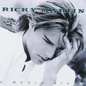 Medio Vivir - CD Audio di Ricky Martin
