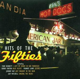 Hits of the 50's 1 - CD Audio
