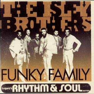 Funky Family - CD Audio di Isley Brothers