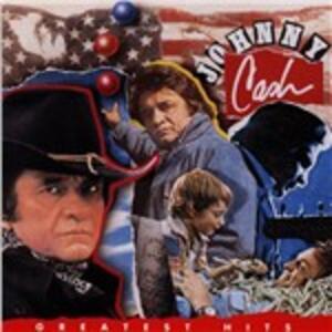 Greatest Hits - CD Audio di Johnny Cash