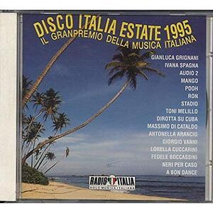 Disco Estate 1995. Solo musica italiana - CD Audio