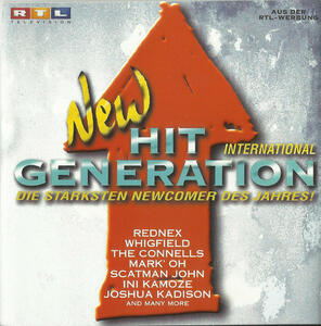 New Hit Generation - CD Audio