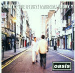 (What's the Story?) Morning Glory - CD Audio di Oasis