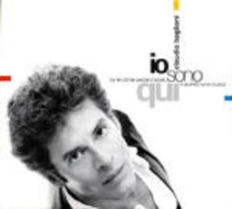 Io sono qui - CD Audio di Claudio Baglioni