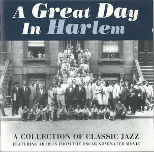 A Great Day in Harlem - CD Audio