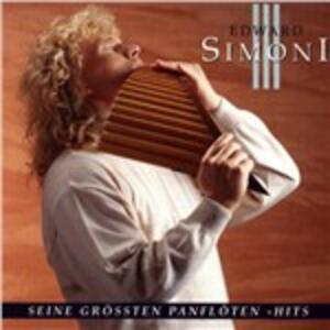 Seine Groessten Panfloete - CD Audio di Edward Simoni
