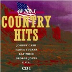 48 n.1 Country Hits - CD Audio