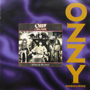 No Rest for the Wicked - CD Audio di Ozzy Osbourne