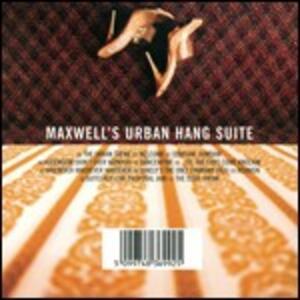 Maxwell's Urban Hang Suite - CD Audio di Maxwell