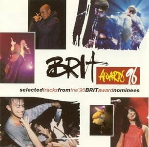 Brits 96 - CD Audio