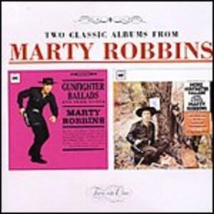 Gunfighter Ballads - More Gunfighter Ballads - CD Audio di Marty Robbins