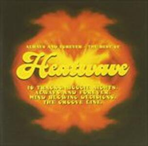 Always & Forever - CD Audio di Heatwave