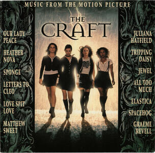 The Craft (Colonna Sonora) - CD Audio