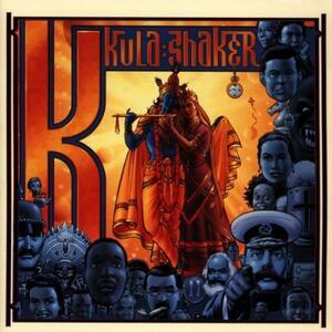 K - CD Audio di Kula Shaker