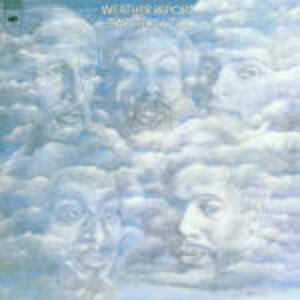 Sweetnighter - CD Audio di Weather Report