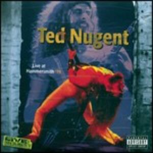 Live at Hammersmith '79 - CD Audio di Ted Nugent