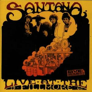Live Rock...at Fillmore - CD Audio di Santana