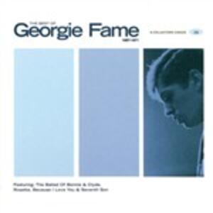 The Best of Georgie Fame 1967-1971 - CD Audio di Georgie Fame