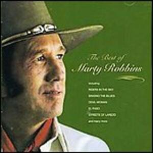 The Best of - CD Audio di Marty Robbins